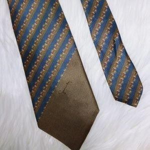 Vintage Givenchy Gentlemen Tie 57